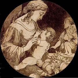 Riquer Dibuix Maternitat