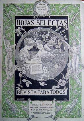 Riquer Ilustracions Hojas Selectas