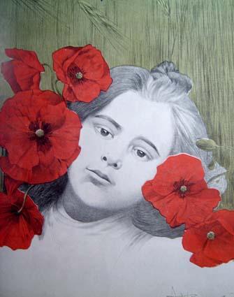 Riquer Ilustracions Ilustracio per a la revista Hispania
