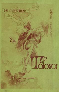 Riquer Ilustracions Los_estudiants_de_TOLOSA2[1]r