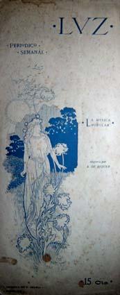 Riquer Ilustracions Revista Luz1