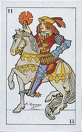 Riquer Naip Cavall