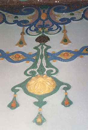 Valeri C Comalat Detall ceramic