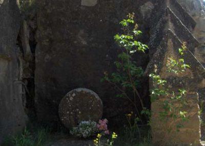 Cementiri Olius Panteo Rectors