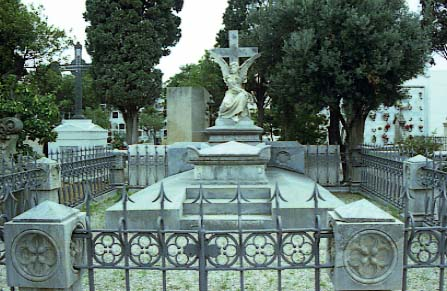 Cemetery of Sitges
