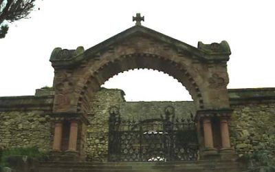 Domènech i Montaner – Cemetery of Comillas