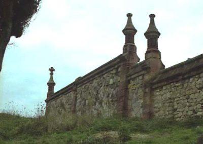 DiM_Cementiri_de_Comillas_Tanca_frontal_V_Oest