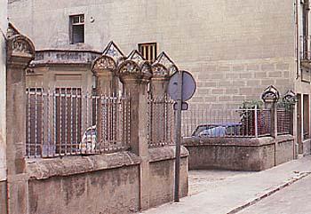 Jujol Tanca C Montjuic,44 St J Despi